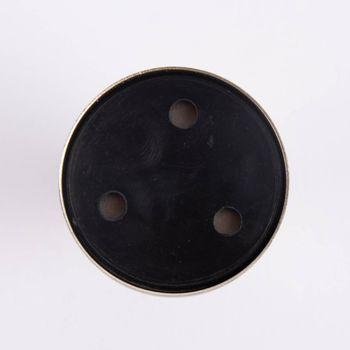 Serie Malibu Träger geschlossen Ø12mm edelstahl-optik – Bild 5