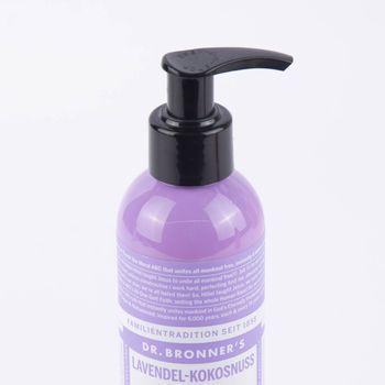 Dr. Bronner's Bio Körperlotion Lavendel-Kokosnuss – Bild 2