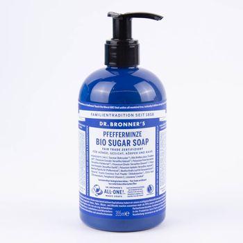 Dr. Bronner's Bio Sugar Soap Pfefferminze