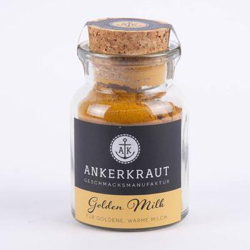 Ankerkraut Gewürzzubereitung -Golden Milk- 75g – Bild 1