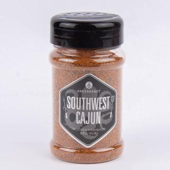 Ankerkraut Trockenmarinade Southwest Cajun BBQ-Rub 170g