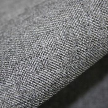 Möbelstoff Polsterstoff Bezugsstoff LUXURY mit Fleckschutz grün meliert 1,40m Breite – Bild 5