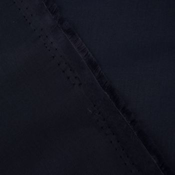 Futterstoff Atmoson dunkelblau 1,40m Breite – Bild 4