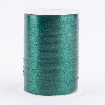 Geschenkband Polyband 200mx5mm dunkelgrün – Bild 1