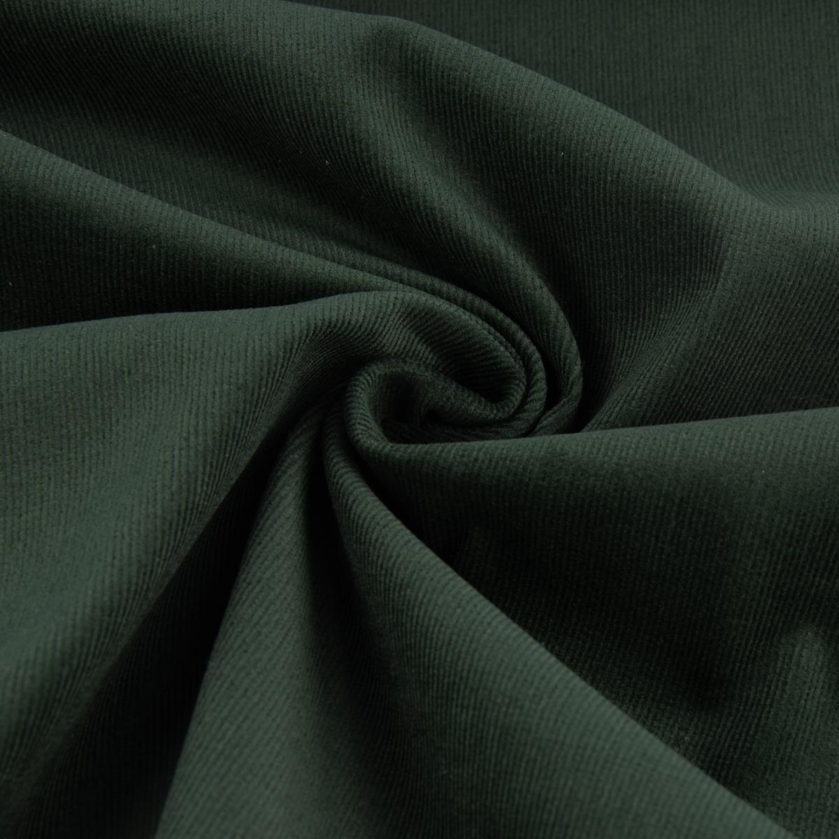 Stretch Cord einfarbig dunkelgrün 1,40m Breite