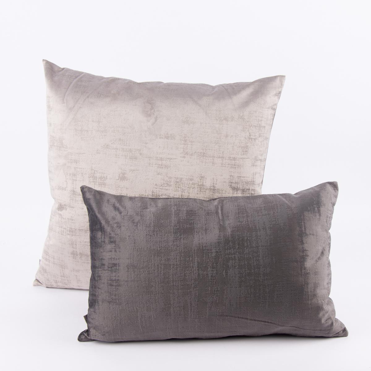 kissen vintageoptik velours sand 50x50cm inspirationen trendwelten kuschelzeit. Black Bedroom Furniture Sets. Home Design Ideas