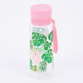 Trinkflasche tropical Palm 600 ml – Bild 2