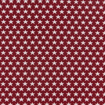 SCHÖNER LEBEN. Kissenhülle Sterne beidseitig rot weiß 50x50cm – Bild 2