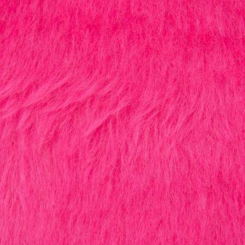 Fellimitat Pelzimitat Kunstfell Stoff pink Kurzhaar 1,5m Breite – Bild 2