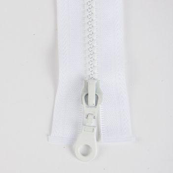 Prym Zweiwege Reißverschluss Kunststoff weiß Länge: 65cm – Bild 4