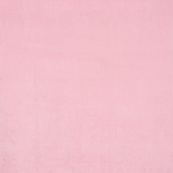 Cordstoff Cord Dekostoff Corduroy rosa 1,45m Breite – Bild 1