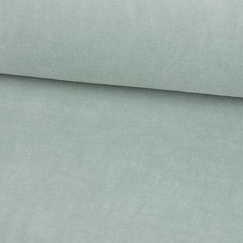 Bekleidungsstoff Nicky einfarbig mint 1,5m Breite – Bild 1