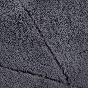 Kochblume Microfasertuch anthrazit ca. 30x30cm – Bild 4