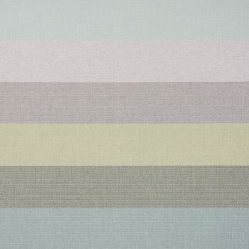 SCHÖNER LEBEN. Vorhang Streifen 9,5cm grau mint petrol grün 245cm oder Wunschlänge – Bild 6