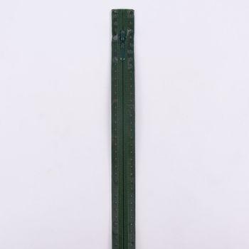 Prym Reißverschluss RV S2 Typ 0 Nahtfein 40 cm Fla tanne – Bild 1