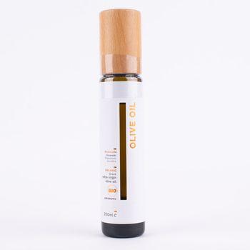 Greenomic Delikatessen White extra natives Bio Olivenöl kaltgepresst 250ml – Bild 1