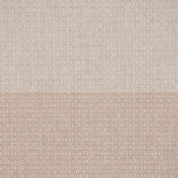 SCHÖNER LEBEN. Tischläufer Streifen 9,5cm creme beige braun grau 40x160cm – Bild 5