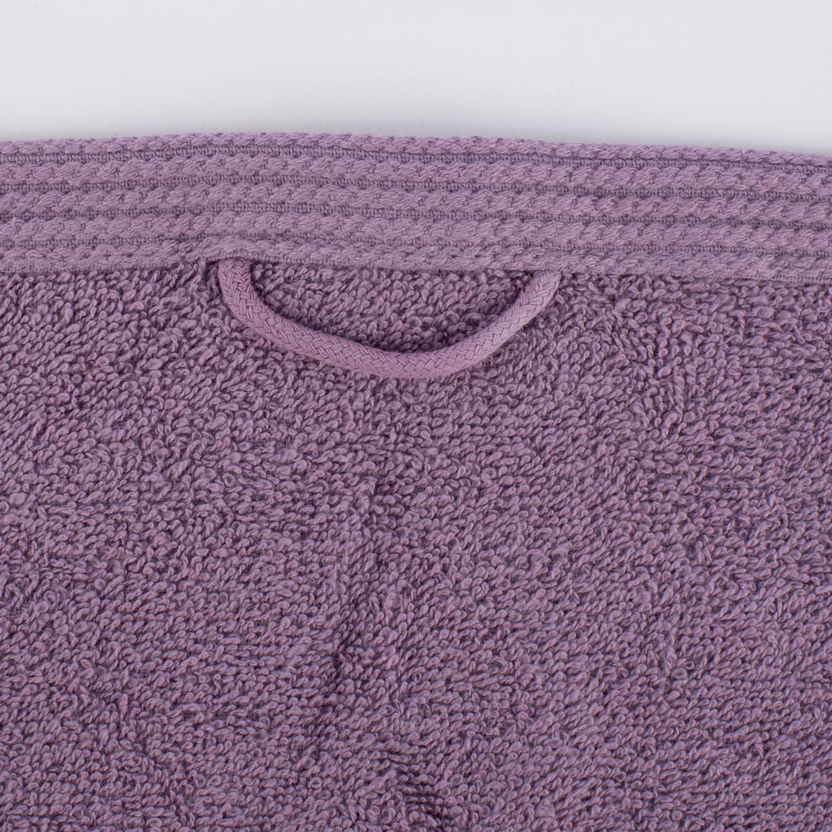 Premium-Frottee Handtuch 100% Baumwolle 580g/qm lavendelfarbig