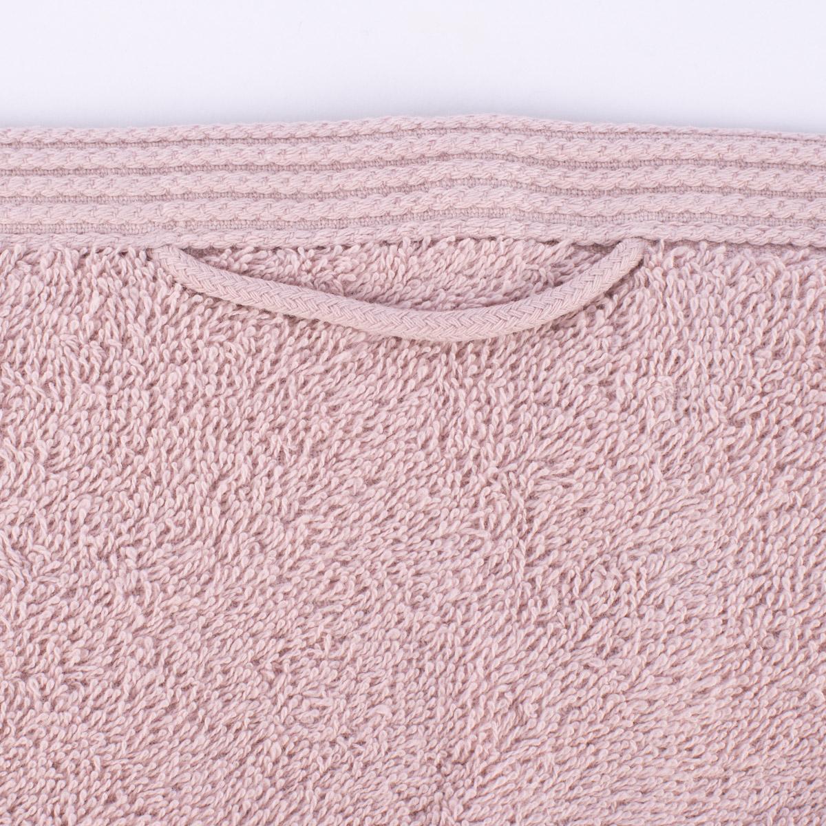 Premium-Frottee Handtuch 100% Baumwolle 580g/qm blush hellrosa
