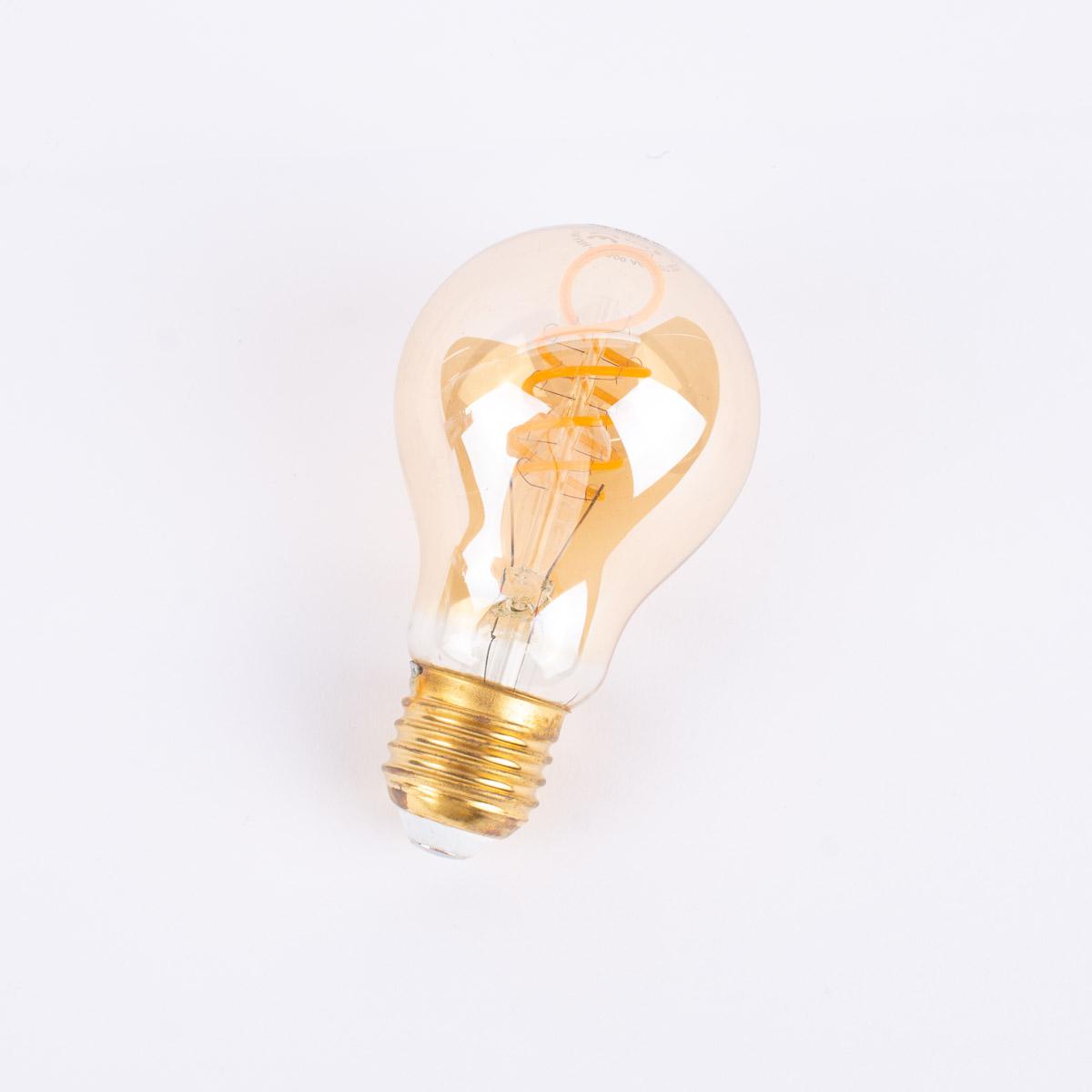 LED Filament Glühbirne warmweiß E27 60mm
