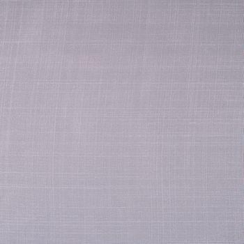 Gardinenstoff Stores Strukturoptik weiß mit Bleiband 260cm hoch – Bild 2