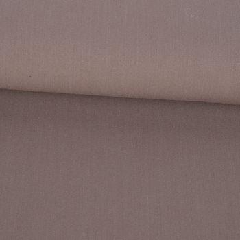 Bekleidungsstoff Twill Köper Wool Touch extra weich einfarbig taupe 1,45m Breite – Bild 1