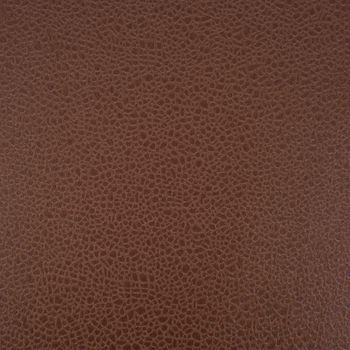 Lederjersey Jersey Struktur einfarbig schokobraun 1,5m Breite – Bild 3