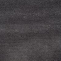 Rippen Jersey Cord Optik einfarbig dunkelgrau 1,60m Breite 001
