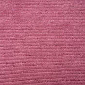 Rippen Jersey Cord Optik einfarbig altrosa 1,60m Breite – Bild 1