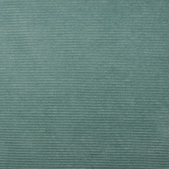 Rippen Jersey Cord Optik einfarbig dunkelmint 1,60m Breite – Bild 1