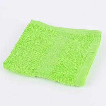 Qualitätsfrottee Handtuch 100% Baumwolle 500g/qm grün – Bild 8
