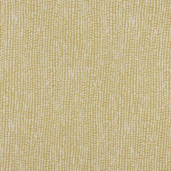 Clarke & Clarke STUDIO G Englischer Dekostoff Baumwollstoff Halbpanama Polsterstoff Rainfall Regentropfen citrus gelb-grün138cm Breite – Bild 1