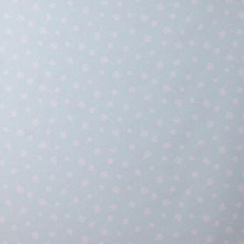 SCHÖNER LEBEN. Vorhang Pusteblumen hellblau weiß 245cm oder Wunschlänge – Bild 8