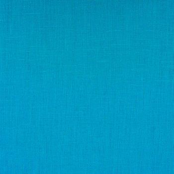 Bekleidungsstoff Leinen 255g/m² einfarbig aqua blau 1,40m Breite – Bild 2