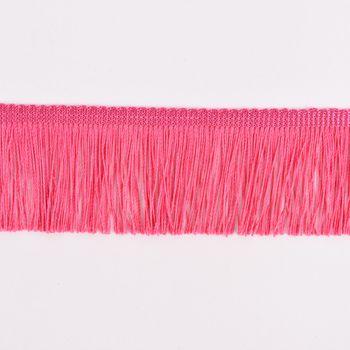 Fransenband Meterware pink Breite: 5cm – Bild 1