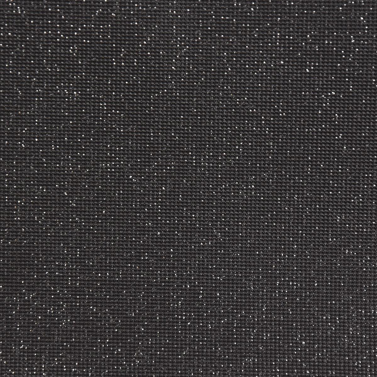 Kunstleder Lederimitat Bling Bling anthrazit weiß 1,4m Breite