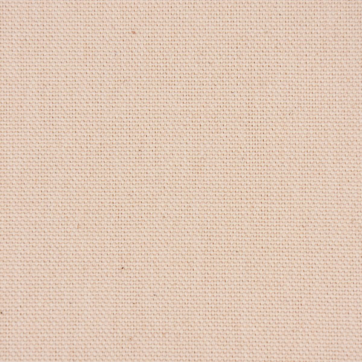 Baumwollstoff Dekostoff Canvas Teflon Tischwäschestoff uni beige 2,8m Breite