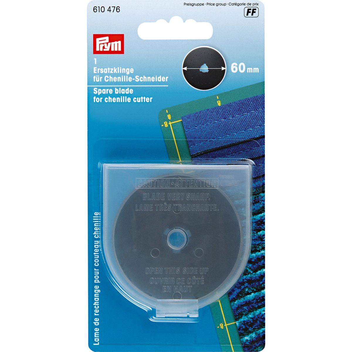 Prym Zackenklinge für Ergonomics Rollschneider 45 mm
