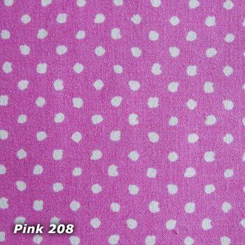 Kissenhülle Dinky Dots 40x60cm pink