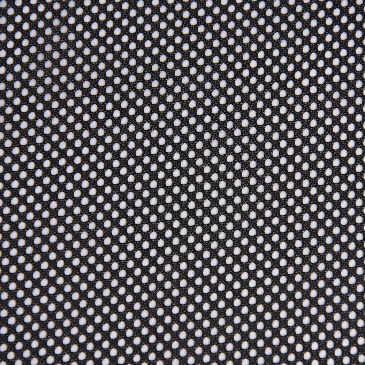 Netzstoff Netzfutter Mesh dünn schwarz 1,48m Breite
