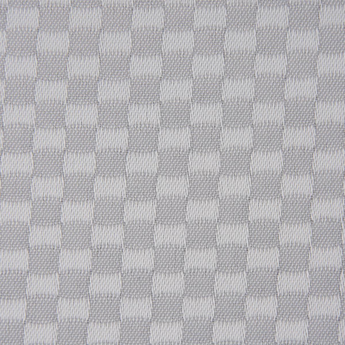 Tischdeckenstoff Damast Tischwäschestoff Teflon Dekostoff Rechtecke silbergrau 3,20m Breite