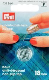 Prym Fingerhut Fingerschutz 18,0mm