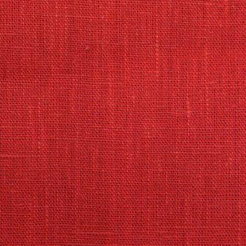 Leinenservietten Stoffservietten Erik 4Stück 44x44cm rot – Bild 5