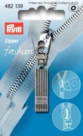 Prym  Zipper Casual altsilber