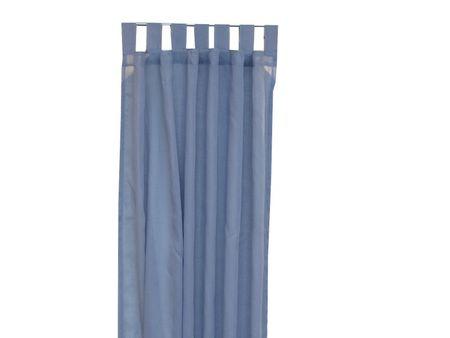 Schlaufenschal Fertigvorhang Vorhang 140x245cm Como flieder