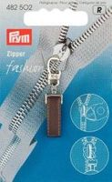Prym  Zipper Pure dunkelbraun