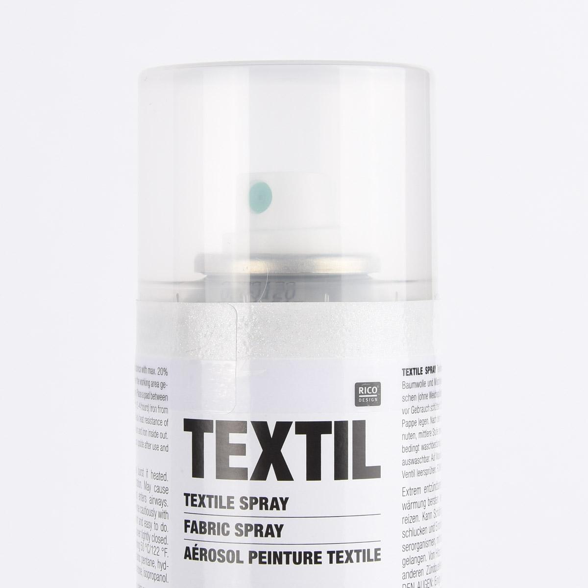 Rico Design Textilfarbspray 150ml verschiedene Farben