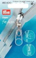 Prym  Zipper Gummi transparent 001