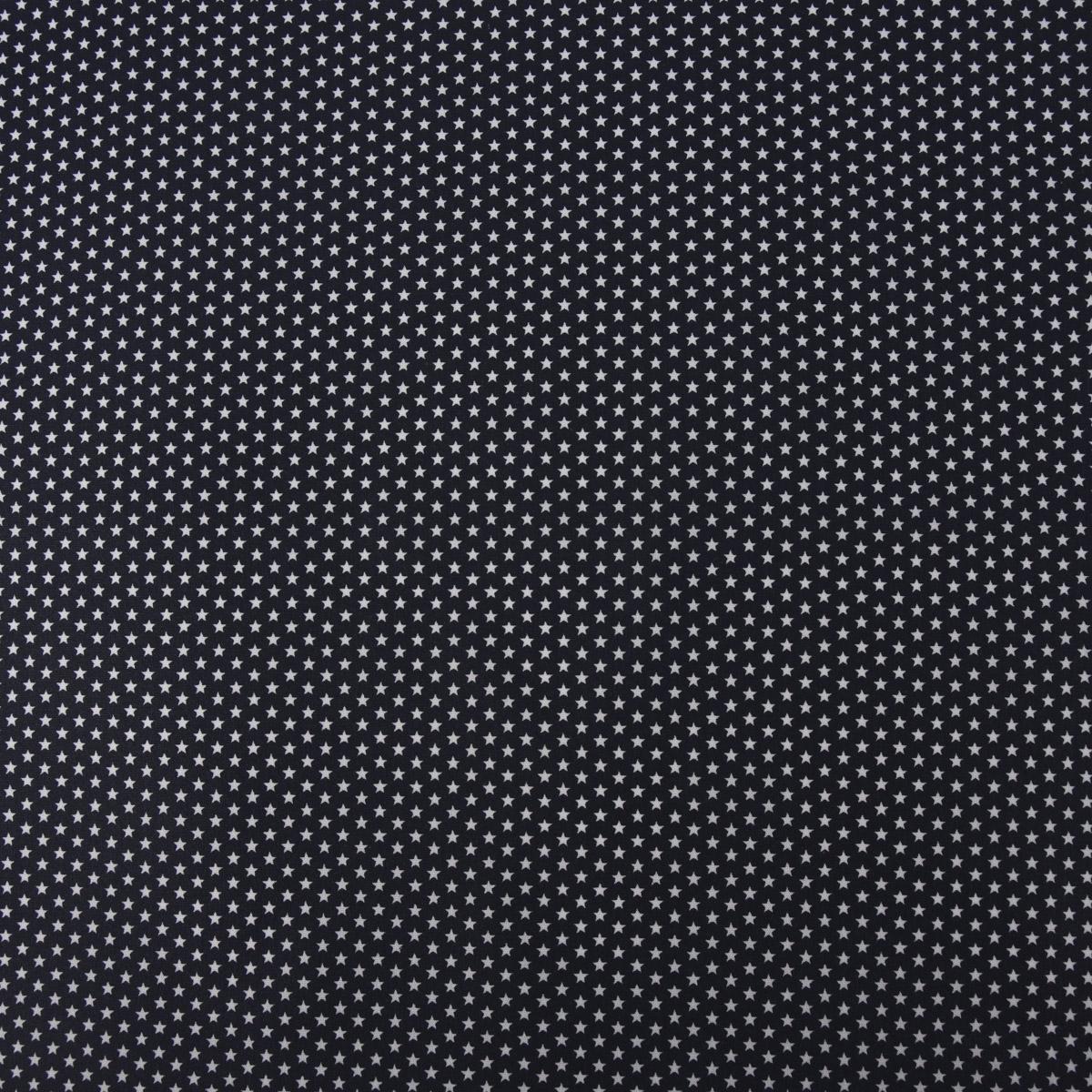 Tischdeckenstoff beschichtete Baumwolle Punkte schwarz weiß 1,5m Breite