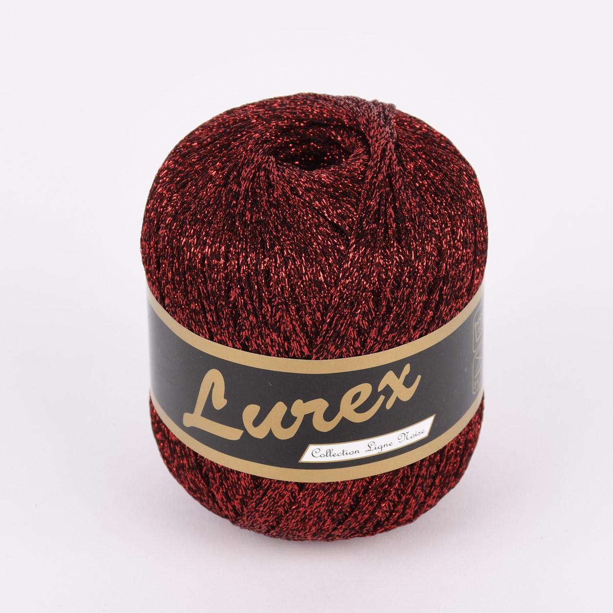 Creativ Company Lurexgarn verschiedene Farben 25g 160m